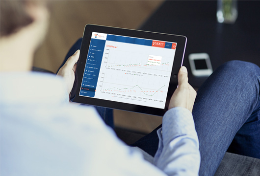 Solution de pilotage TPE en ligne